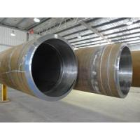 CRA Clad/Lined Steel Pipe