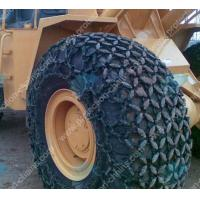 Alloy steel welded 11.00-20 tractor tire chains for mining