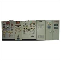 Thermal Power Plant Control Room