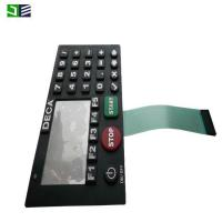 Quality High Quality Embossing Keys Rubber Membrane Switch for sale