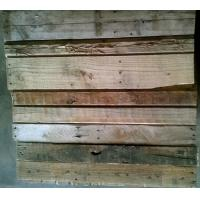 Quality Reclaimed Pallet Lumber Sample for sale