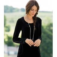 Quality 301700 Go With The Flow Velvet Tunic for sale