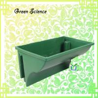 Quality Balustrade planter, green wall plastic flower pots / The road greening flowerpot railings green flow for sale