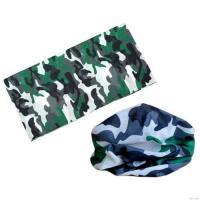 Multi-function Fashion Seamless Headwear Scarf