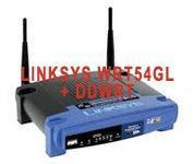 Access Point Linksys WRT54GL DD WRT Spesial