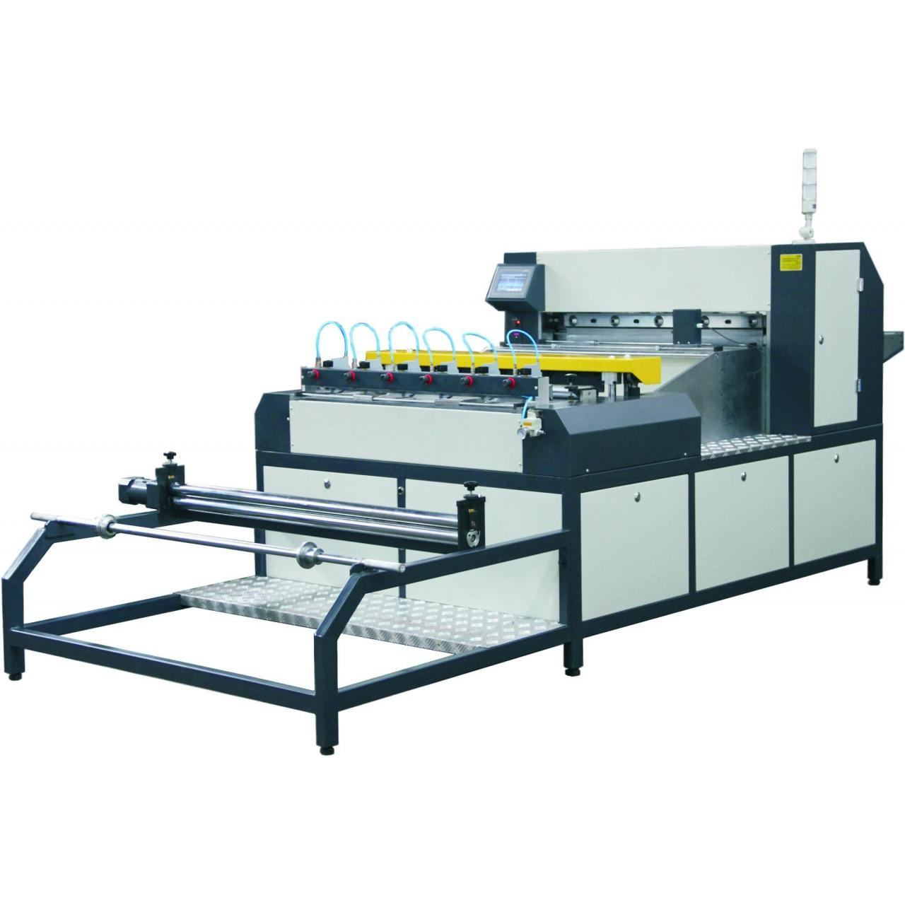 Pleating Machine ZDG Multi-Function Integrated Pleating Machine
