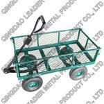 TC1804A Steel Meshed Garden Cart