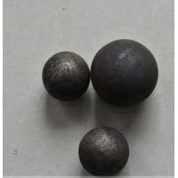 Quality Hot rolling steel balls 60mm Hot Rolling Steel Balls with Good wear resistance for sale