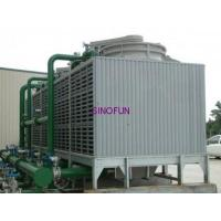 Water Park Rides Square Cross Flow Cooling Tower