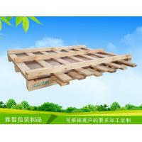 Quality Wooden Pallets Wooden tray vertical packaging for sale