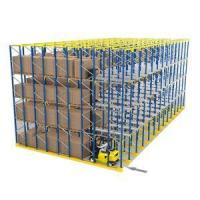 Quality High Density Storage Drive-in Pallet Racking for sale