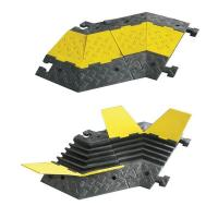 Speed Hump Corners for the Industrial Cable Rubber Protectors