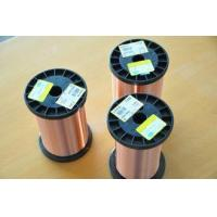 Round Polyurethane Solderable Magnetic Copper Wire With Higher Thermal Property