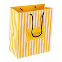 Wholesale High quality durable art paper carrier bag from china suppliers