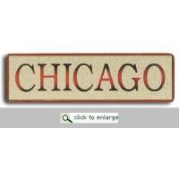 """SIGNS AND SAYINGS 6"""" Custom City/Location Sign"""
