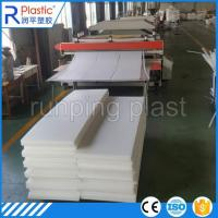 PP hollow corrugated plastic protection floor sheet