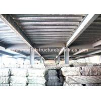 Wholesale H Section Beams Steel Frame Workshop Buildings Structural Metal Building Construction from china suppliers