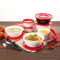 Wholesale Red PP bowls from china suppliers