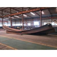 Wholesale Bending process for arc shaped steel beam from china suppliers