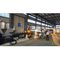 Wholesale PP hollow sheet extrusion line from china suppliers