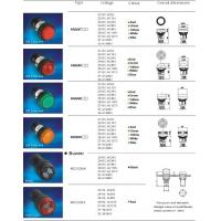 PUSHBUTTON AD22 LED SERIES INDICATOR LAMPS AR229T