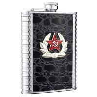 Wholesale 331 Leather hip flask from china suppliers