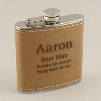Wholesale 342 Leather hip flask from china suppliers