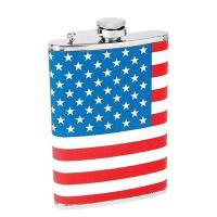 Wholesale 336 Leather hip flask from china suppliers