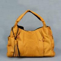 Quality Wholesale Fashion Python Leather Hobo Bags 2017 for sale