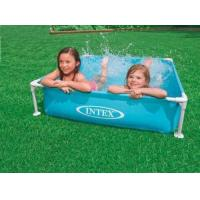 Quality Intex Mini Frame Pool, Blue for sale