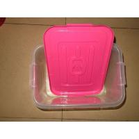 Wholesale Plastic storage bin box Injection Mold with lid covers from china suppliers