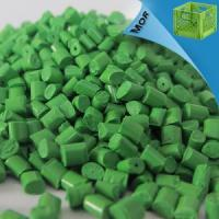 Wholesale Color Plastic Masterbatch Green masterbatch for plastic crate from china suppliers