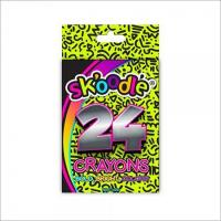 Quality 24 Classic Crayons for sale