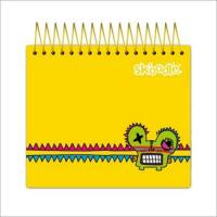 Quality Yellow Jotter Notebook 300 Sheets for sale