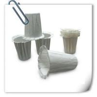 Keurig Coffee Filter Paper Cup Disposable White Bulk K-cup Food Grade Cup Shape