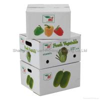 Fruit Corrugated Packaging Carton Boxes