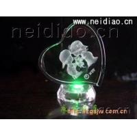Wholesale Soulmate-Art modeling 3D Laser Crystal from china suppliers