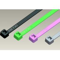 Quality Self-locking Cable Ties  Material: Nylon 66, 94V-2 certificated by UL. for sale