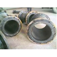 Quality Anti-corrosion Rubber Lining Steel Pipe for sale