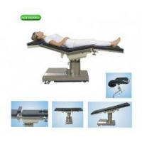 Quality 24V medical instrument Mobile Electric operating table for C style arm and X - film for sale