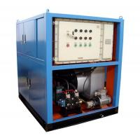 English Products name: YZBF-120LD hydraulic power unit