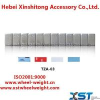 Wholesale Universal Steel Adhesive Wheel Weight TA-03 China from china suppliers