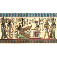Papyrus Egyptian Papyrus Paintings