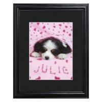 Wholesale Cozy Puppy Personalized Framed Print from china suppliers
