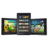 """Quality Chinese Kindle Fire Full Color 7"""" Multi-touch Display, Wi-Fi tablet pc for sale"""