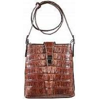 Wholesale Genuine alligator leather bag TCM04T Brown from china suppliers