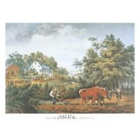 Wholesale American Farm Scenes - Currier and Ives from china suppliers