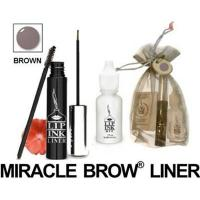 Quality EYES Miracle Brow Liner Brown for sale