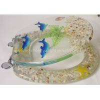 Wholesale polyresin color toilet seat from china suppliers