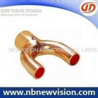 Wholesale Copper Fitting AC Special Copper Bend from china suppliers